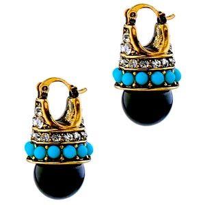🌈2/$30 New Zara Vintage-Inspired Drop Earrings